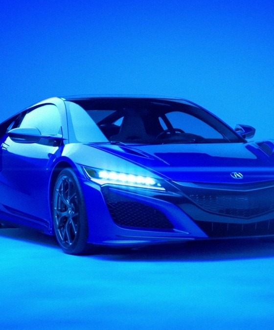 Watch The 2017 Acura NSX Super Bowl 50 Commercial