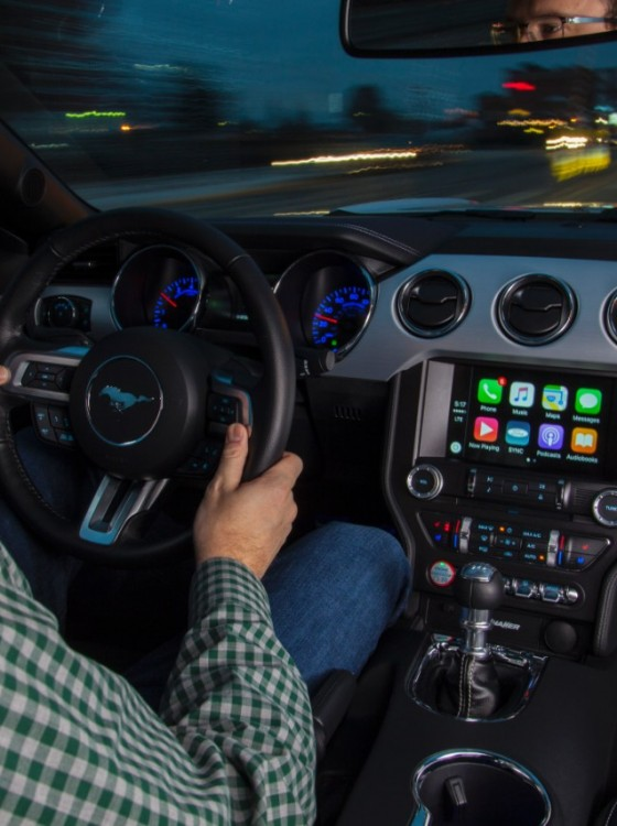 2016 ford vehicles get apple carplay android auto support with sync 3 wi fi update the news wheel. Black Bedroom Furniture Sets. Home Design Ideas