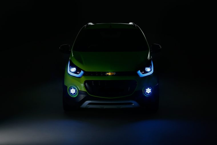 Chevy Beat Crossover Concept