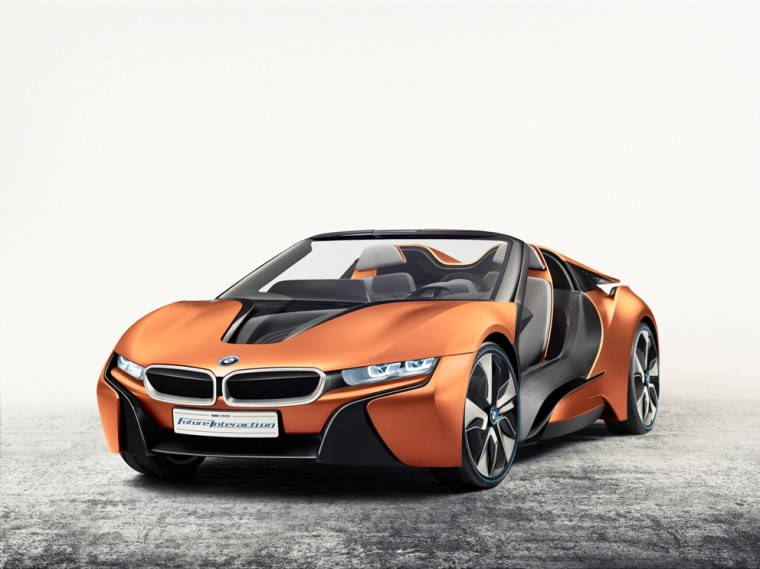 BMW i Vision Future Interaction 2
