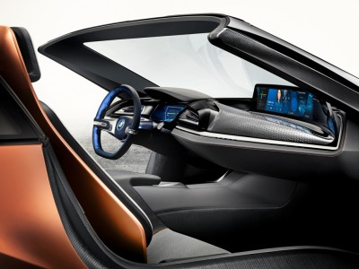 BMW i Vision Future Interaction cockpit