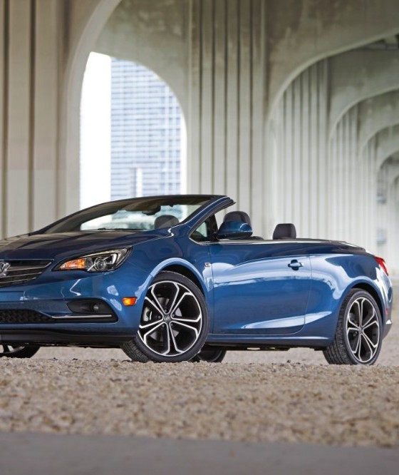 2019 Buick Cascada Luxury Convertible: Buick Posts Best Quarterly Retail Sales Total Since 2004