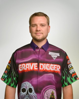 Cole Venard Grave Digger Driver