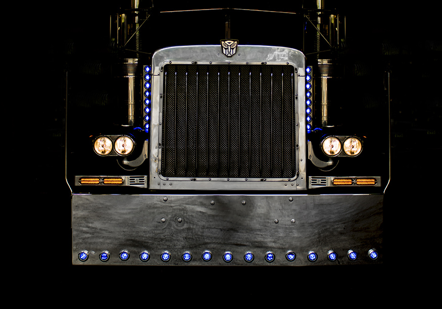 Optimus Prime Truck from Transformers Movies Set for ...
