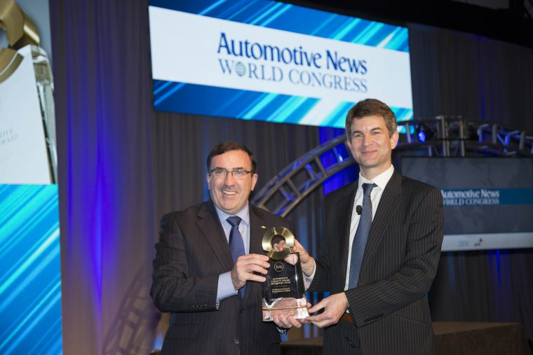 GM IHS Automotive Loyalty Awards