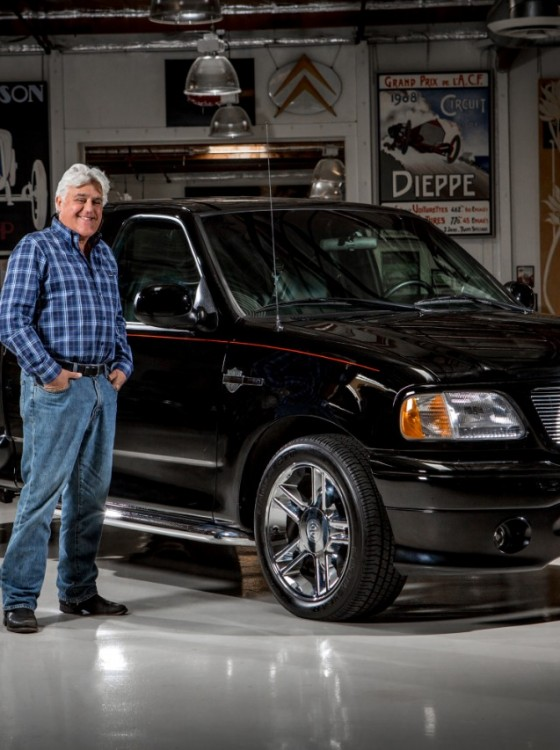 Porsche North Scottsdale >> One-of-a-Kind, Jay Leno-Owned Harley-Davidson Ford F-150 Being Auctioned in Scottsdale | The ...