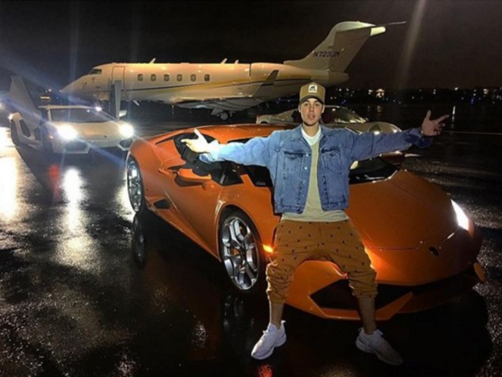Singer Justin Bieber has shared pictures of many luxury cars via his social media accounts and these are the five coolest cars from his Instagram