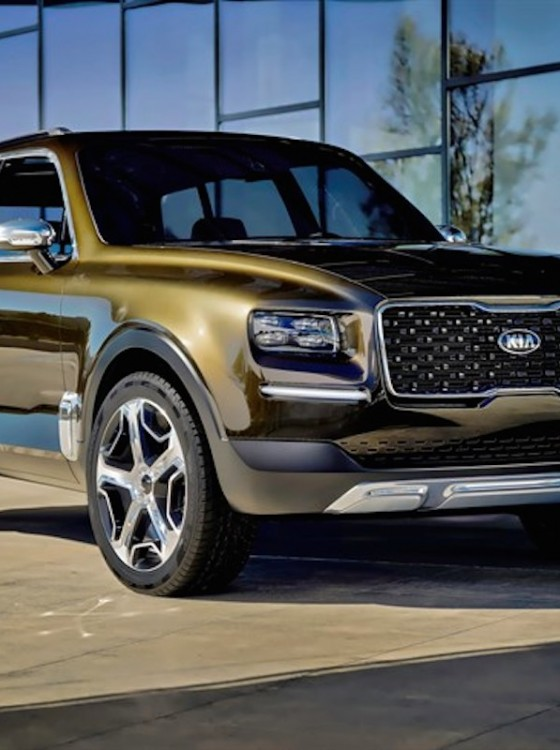 Kia's Telluride Concept Car Will Blow Your Mind | The News ...