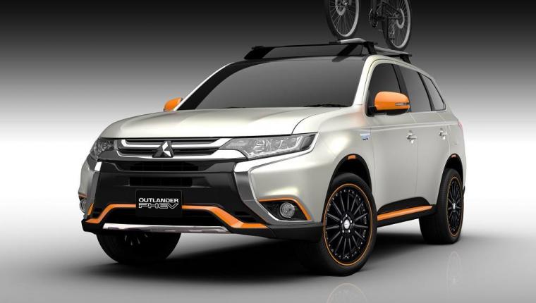 Four Customized Mitsubishi Models Prepared for Tokyo Auto Salon | The News Wheel