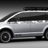Mitsubishi Delica Active Camper Concept