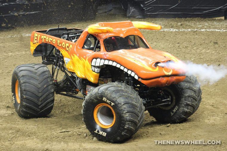 Dayton Auto Show >> The History of Monster Trucks | The News Wheel