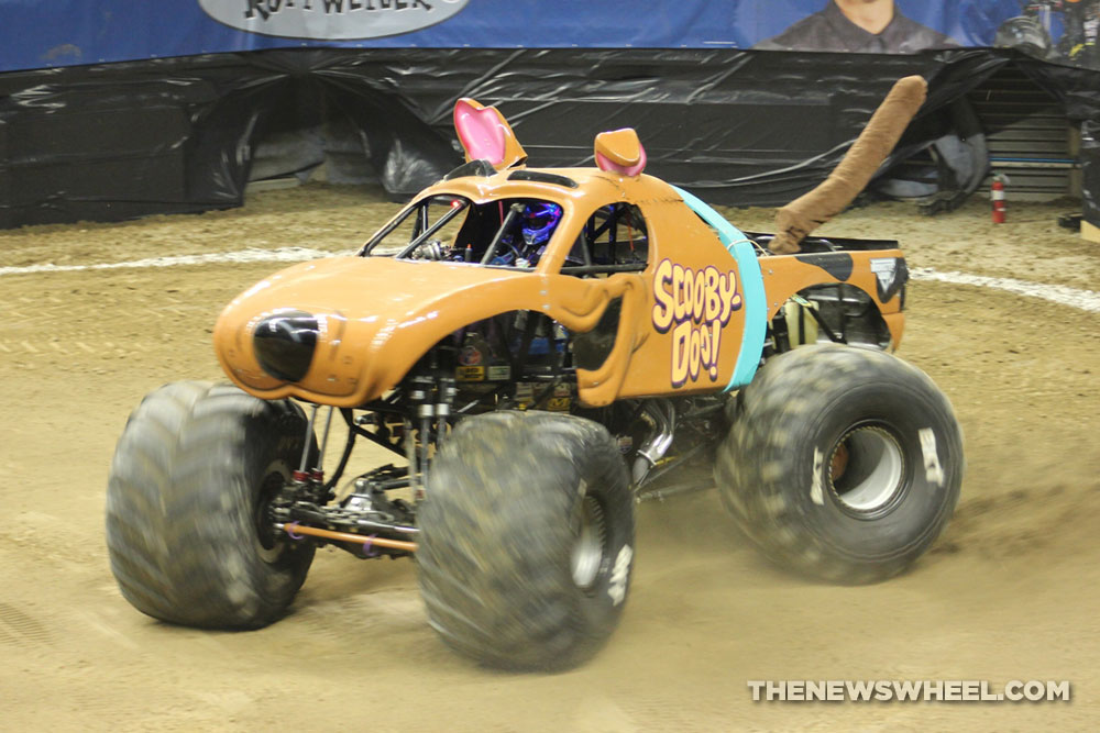 A Glossary of Common Monster Truck Terms and Definitions - The News ...