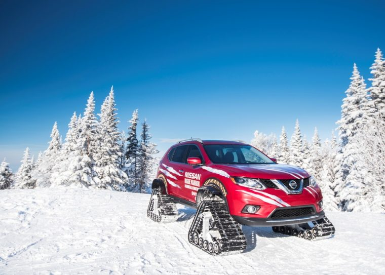 The Nissan Rogue Warrior