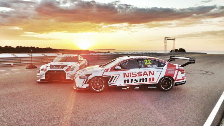 2016 Australian Motorsports Livery