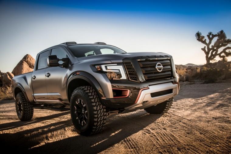 Nissan TITAN Warrior Concept NAIAS