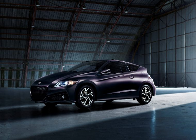 Review of the 2016 Honda CR-Z's specs and features