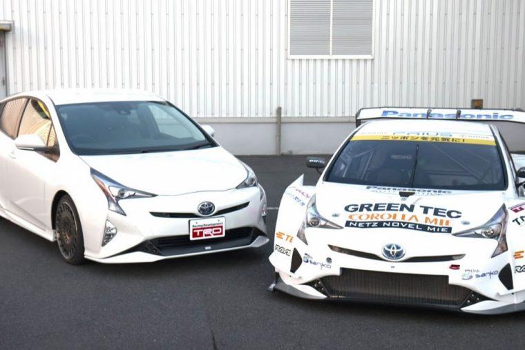 Toyota Prius GT300 APR Racing