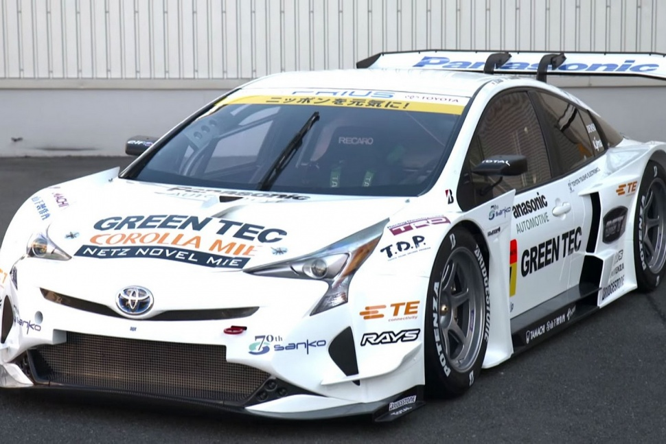 Toyota Prius Gt300 Apr Racing 9 The News Wheel