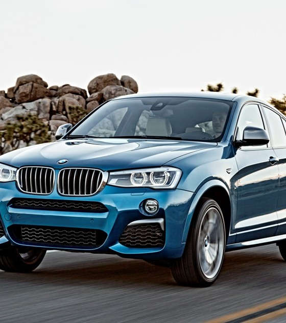 NAIAS Wowed By BMW X4 M40i And M2