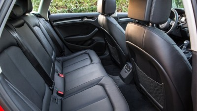 2016 Audi A3 Sportback e-tron Interior