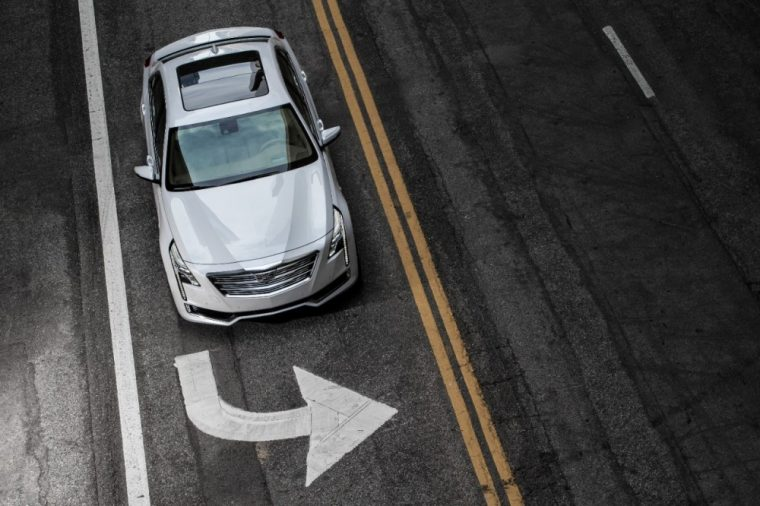 The new commercial for the 2016 Cadillac CT6 has leaked before its Academy Awards debut