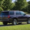 20-inch polished aluminum wheels are available with the 2016 Chevy tahoe
