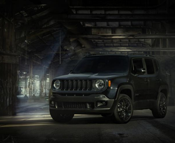 jeep renegade dawn of justice edition now available in the uk the news wheel. Black Bedroom Furniture Sets. Home Design Ideas