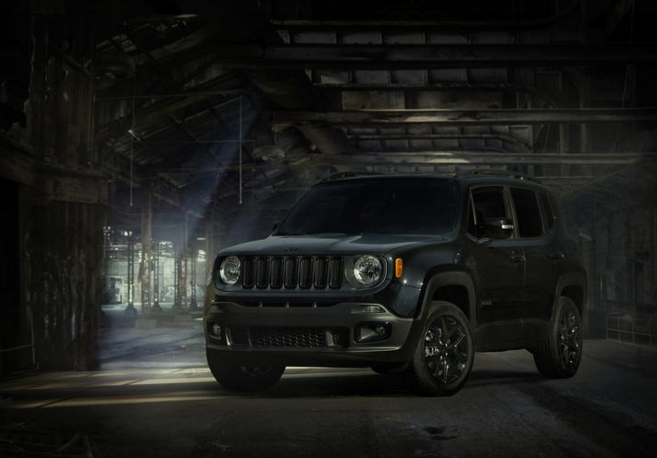 2016 Jeep Renegade Dawn of Justice Edition
