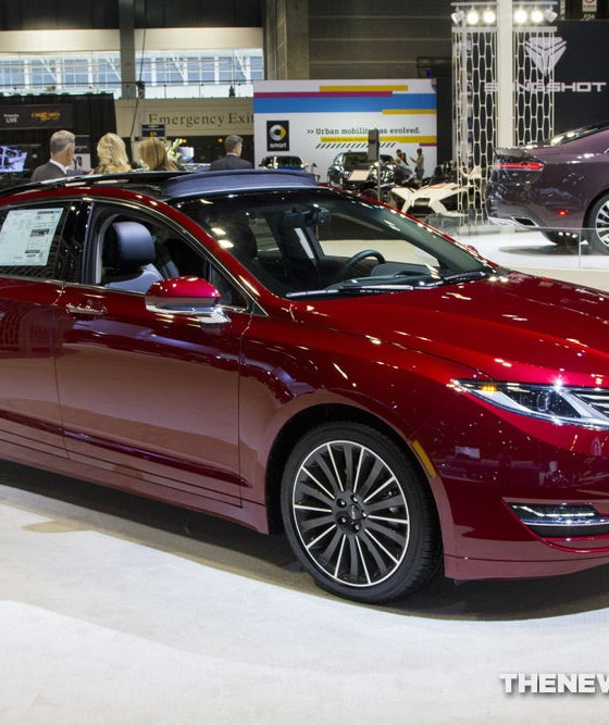 2016 Lincoln Cars: 2016 Lincoln MKZ Overview