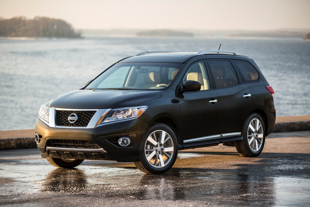 2016 Nissan Pathfinder Overview   The News Wheel