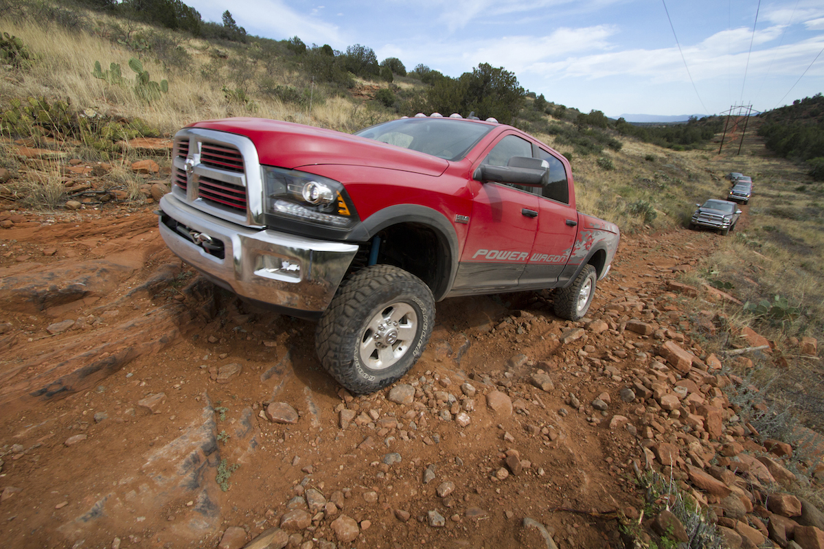 2016 Ram Power Wagon Named Best Off-Road Truck - The News Wheel
