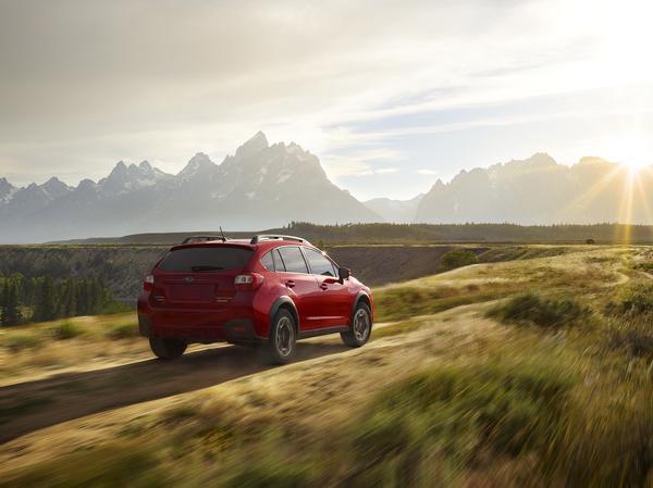 The 2016 Subaru Crosstrek Special Edition will debut this week in Chicago