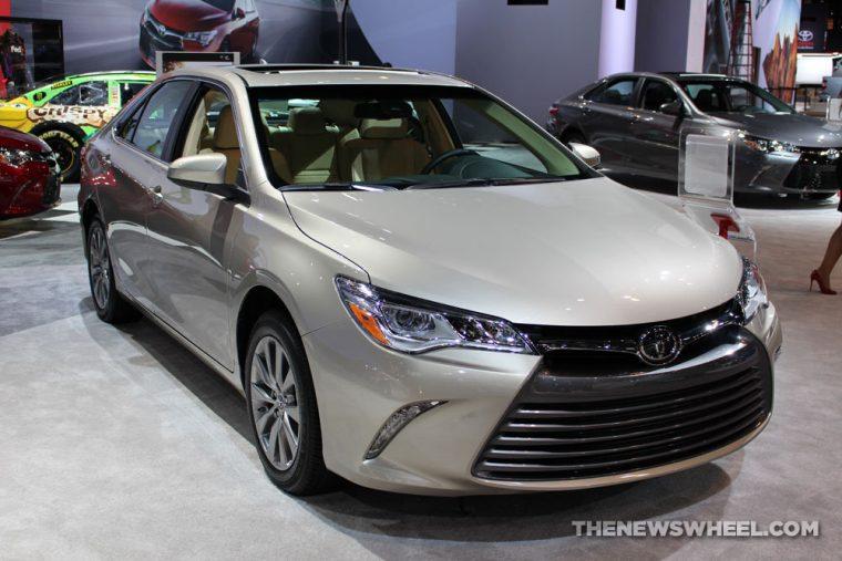 2016 Toyota Camry CAS