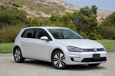 2016 VW e-Golf