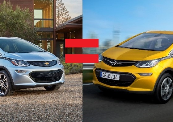 Chevy Bolt Heads to Europe (ing an Opel Badge) | The News Wheel