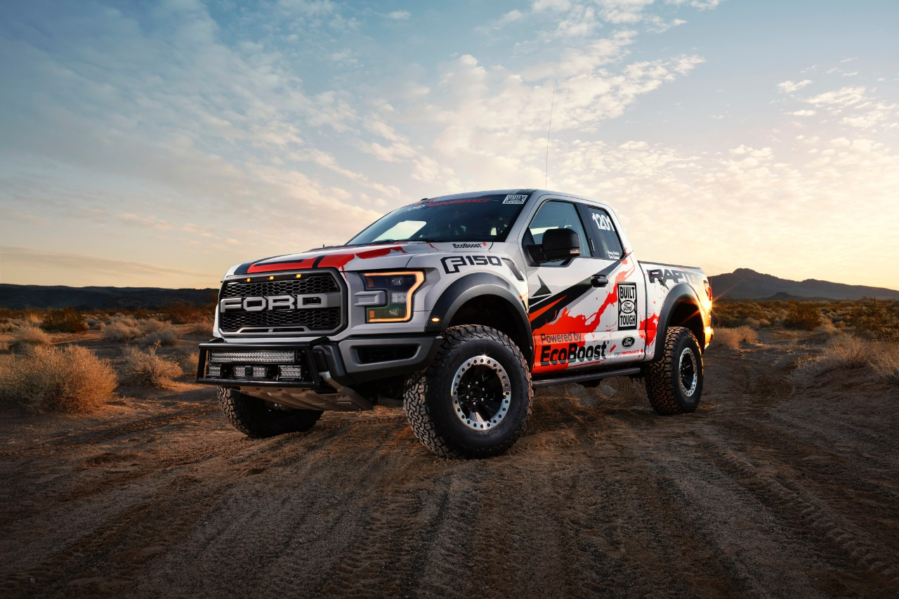 ford unleashing ford f 150 raptor for 2016 best in the desert series the news wheel. Black Bedroom Furniture Sets. Home Design Ideas