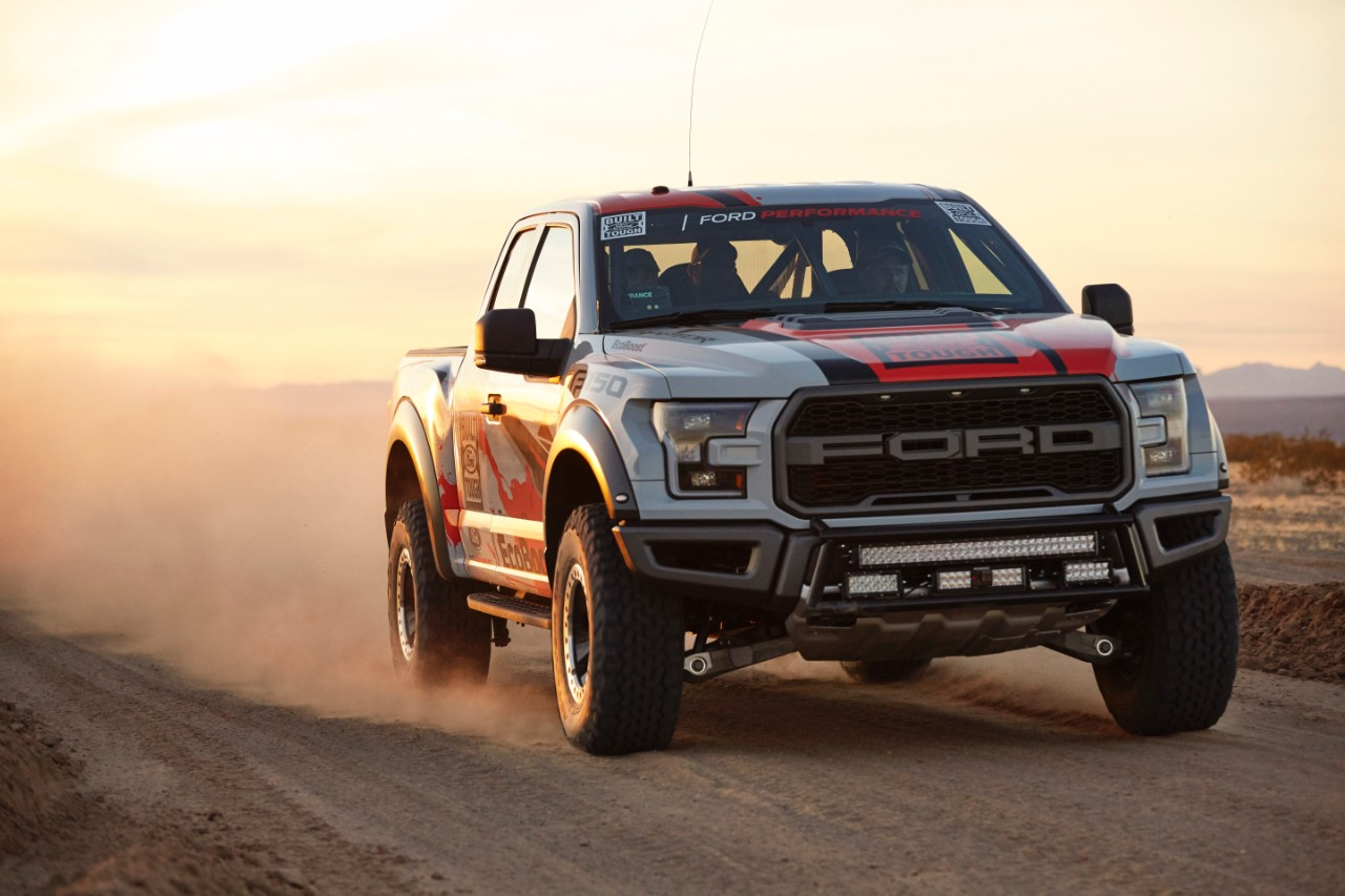 2017 ford f 150 raptor race truck finishes mint 400 the. Black Bedroom Furniture Sets. Home Design Ideas