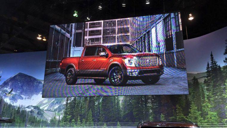 2017 Nissan Titan XD Chicago Auto Show