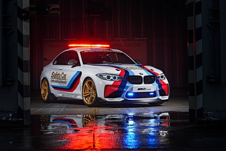 BMW MotoGP Safety Car 2016