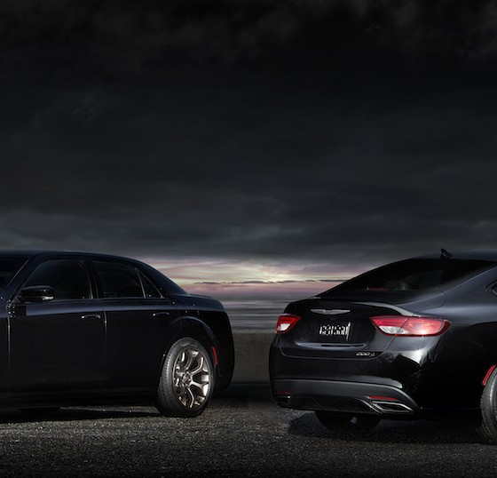 2016 Chrysler 200S And 300S Alloy Editions Set For Chicago
