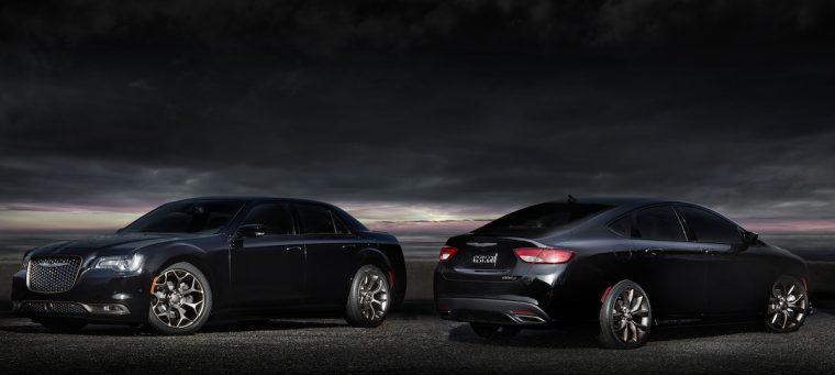 2016 Chrysler Alloy Editions