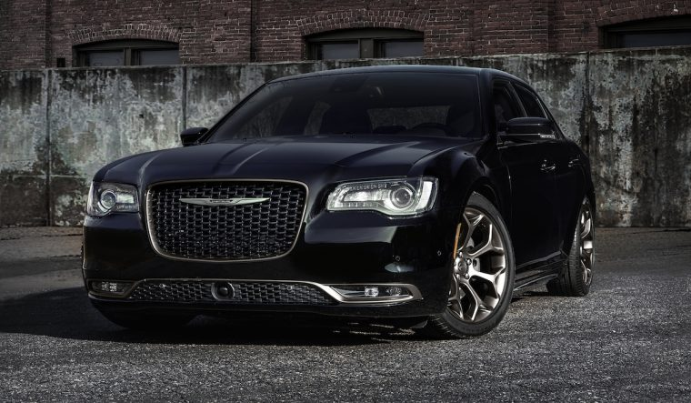 2016 Chrysler 300S Alloy Edition Exterior