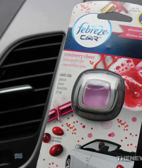 Febreze Car Vent Clip Review
