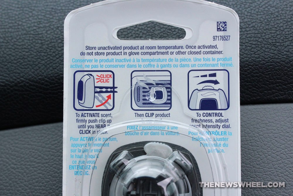 Febreze Car Vent Clip Review: A New Type of Air Freshener   The ...