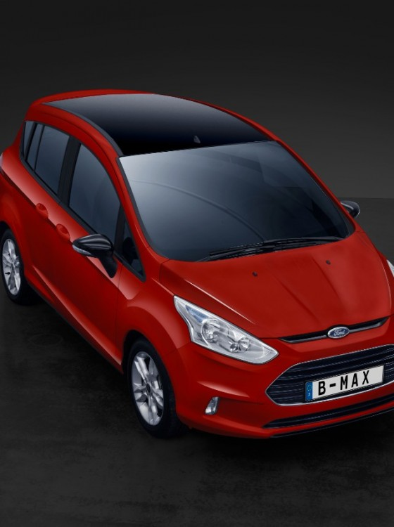 ford reveals b max colour edition for europe the news wheel. Black Bedroom Furniture Sets. Home Design Ideas