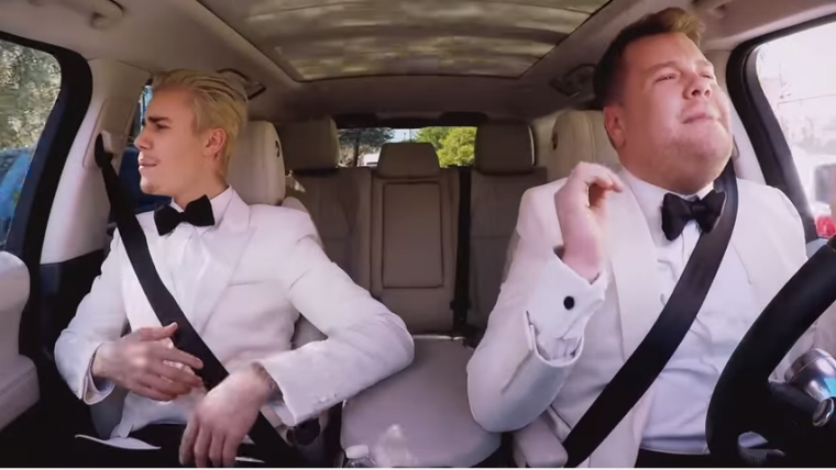 Grammy Carpool Karaoke