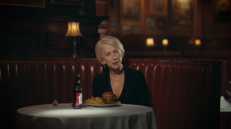 Helen Mirren Super Bowl Ad