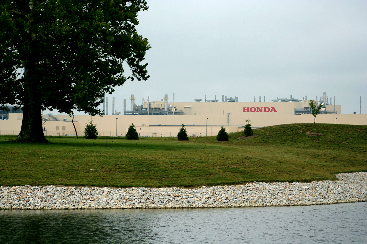 honda plant in ohio