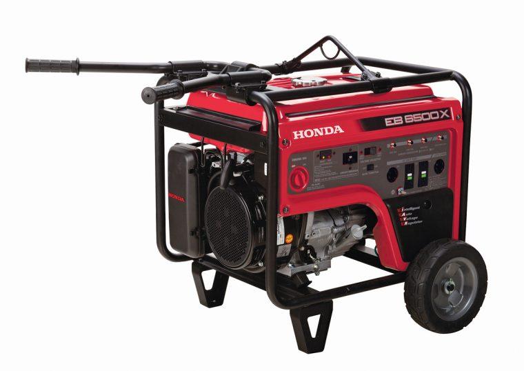 The 2016 Honda EB6500X Generator