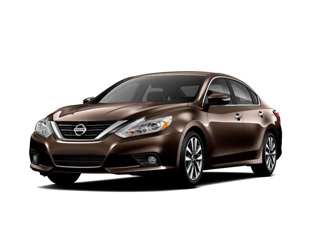 2016 Nissan Altima Overview - The News Wheel